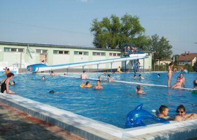 Dévaványa Város Önkormányzata Strandfürdő és Gyógyászat, Ifjúsági tábor