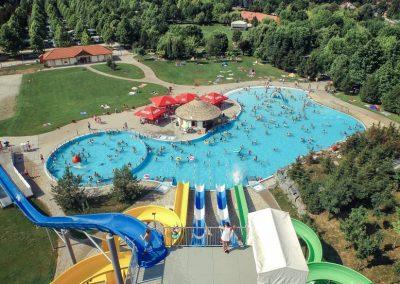 Lipóti Termál –és Élményfürdő & Camping****