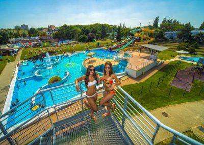 Hunguest Hotels Zrt. Napfényfürdő Aquapolis
